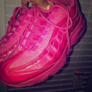 Air max 95 hot pink